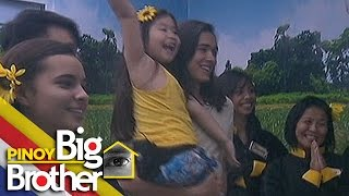 Pinoy Big Brother Season 7 Day 74: Miho, nagulat sa pagdating ni Tommy sa bahay ni Kuya