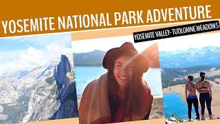 YOSEMITE NATIONAL PARK | TRAVEL DIARY