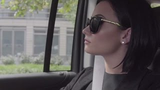 Demi Lovato Debuts Emotional