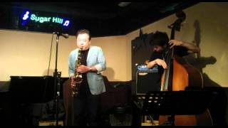 6/23(木)jazz 「star dust」 草加 Sugar Hill