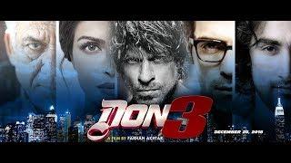 DON 3 Official Trailer Türkçe Altyazı ShahRukh Khan, Priyanka Chopra