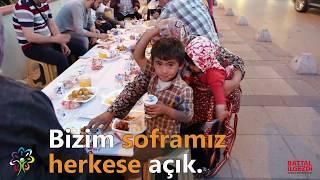 """""""Hızır İftar Sofraları"""" Ramazan boyunca Ataşehir"""