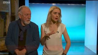 The Andrew Marr Show: Anne-Marie Duff and Kenneth Cranham