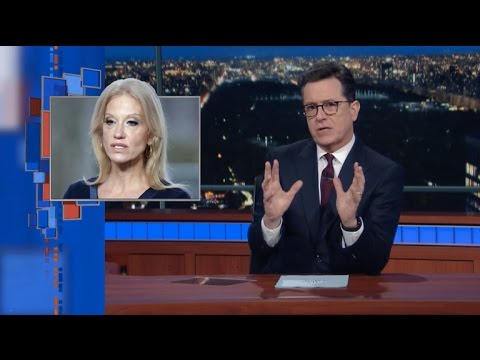 Stephen Colbert Is A Bowling Green Massacre Truther