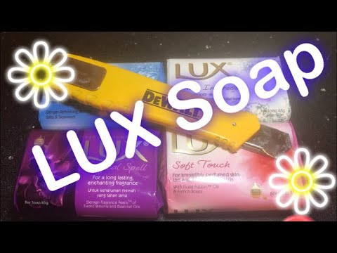 Xxx Mp4 Let's Get To Cutting LUX Hard Soap ASMR 3gp Sex