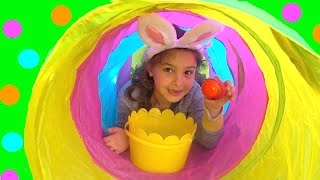 Giant Surprise Eggs Hunt - Fun Toys for Kids and Kinder Surprise