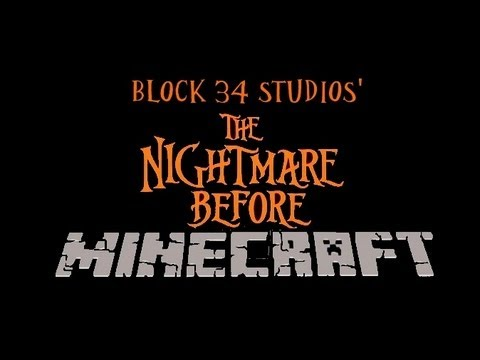 Xxx Mp4 The Nightmare Before Minecraft This Is Halloween Recreation 3gp Sex