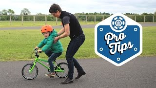 Teach Your Kid How To Ride A Bike