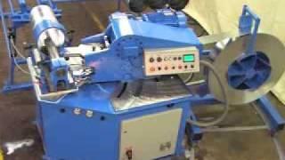 Spiral Duct Machine - D-Max 1.2E