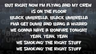 Miley Cyrus - Black Umbrella (The Right Stuff ) (BLR)