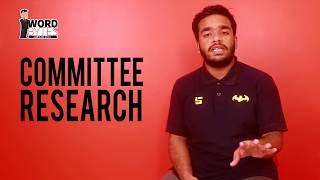 How to RESEARCH for MUN?