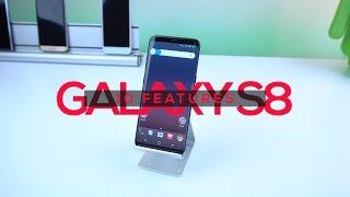 Galaxy S8: Top ten features