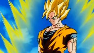 (Dubbing Indonesia) SS3 Goku Transformation