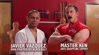 Master Ken vs. Javier Vazquez