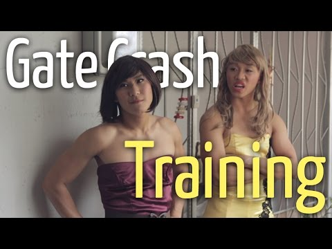 Xxx Mp4 Gate Crash Training Ft Noah Yap Shafie Amp TrevMonki 3gp Sex