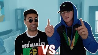 LOGAN PAUL VS GEORGE JANKO RAP CHALLENGE Pt.2