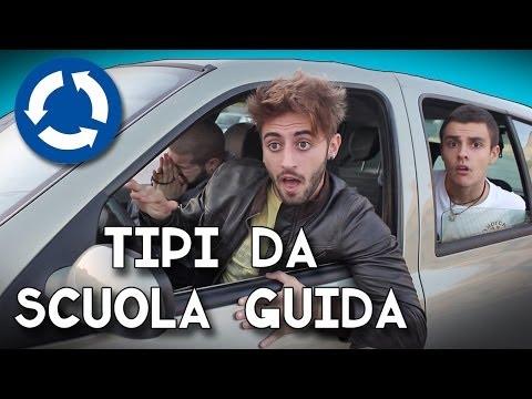 TIPI DA SCUOLA GUIDA