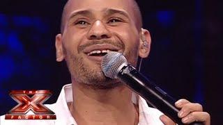 محمد الريفي - كتاب حياتي - العروض المباشرة - الاسبوع 8 - The X Factor 2013
