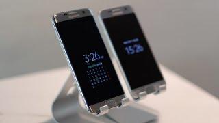 Samsung Galaxy S7 et Samsung Galaxy S7 Edge: présentation en français