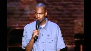 Dave Chappelle Killing Them Softly