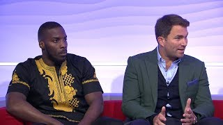 Eddie Hearn is showing Boxing Promoters How It