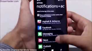 Windows Phone 8.1 Hidden Features, Tips and Tricks - Latest Lumia Denim Update 2