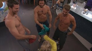 Big Brother After Dark - A Striptease for Nicole