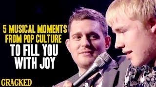 5 Pop Culture Moments of Unbridled Joy