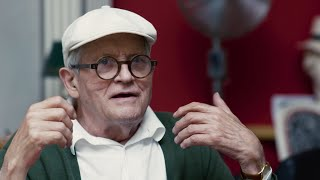 David Hockney on selfies: 'People have a deep desire to make pictures'