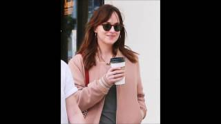 Fifty Shades Darker 2017   NEW Filming Photos 5   Dakota Johnson, Jamie Dornan