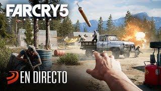 Far Cry 5: Jugamos en directo su locura shooter