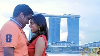 Vinoban and Thurga Devi Singapore Love Story by Golden Dreams Gdu