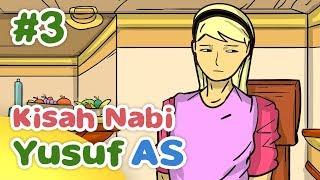 Kisah Nabi Yusuf AS Membuat Tetangga Sekitar Terpesona - Kartun Anak Muslim Indonesia