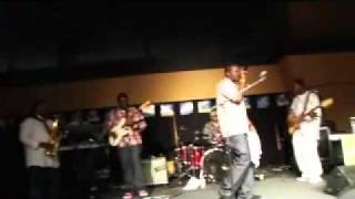 Jona Crooner & 5th Element (Reggae Romance) @  Raheem DeVaughn Show
