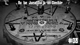 Nu te Juca Ouija in Cimitir   Creepypasta #08