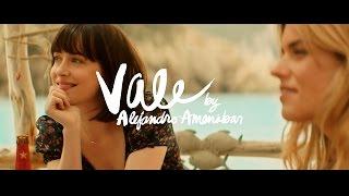 """Vale"", with Dakota Johnson and Quim Gutiérrez, directed by Alejandro Amenábar. Estrella Damm."