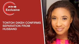 Tonto Dikeh Confirms Separation From Her Husband | Pulse TV News