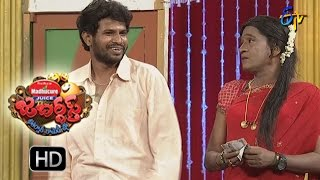 Hyper Aadi Raising Raju Performance  Jabardasth  20th  October 2016  ETV  Telugu