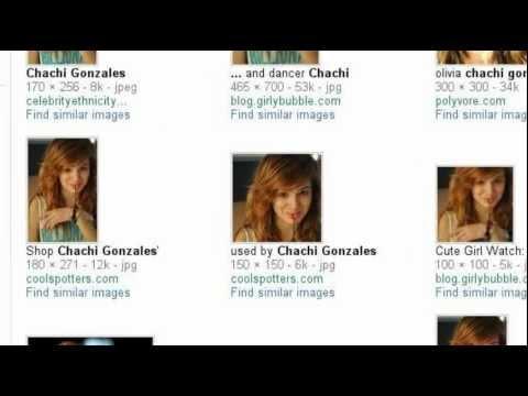 Chachi Gonzales - Hip Hop Dancer