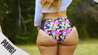 WOW! Colors_of_Autumnn94 - Big Booty White Girl Visual - PAWG/Whooty