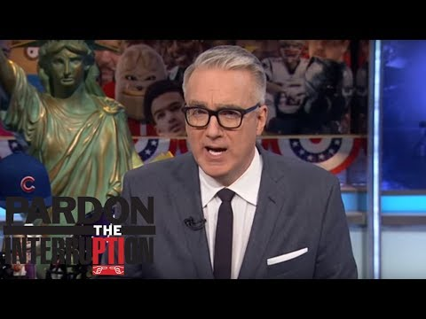 Keith Olbermann co-hosts PTI | Pardon the Interruption | ESPN