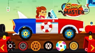 Car for Kids - Car Driving for Kids | Car Factory | Videos For Children - BEST iOS Game