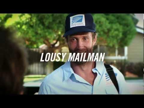 San Jose Sharks: Joe Thornton, Lousy Mailman - Alternate Version #4