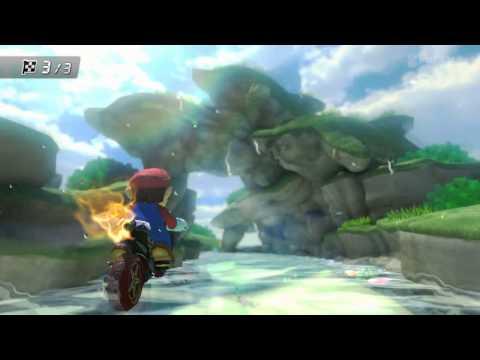 Wii U - Mario Kart 8 - Cala Delfín
