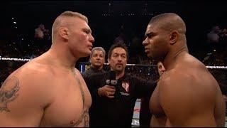 UFC Legends Lookback: Alistair Overeem