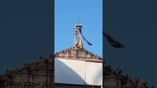 आज फागुण सुद 13 पर पालीतणा में दादा श्री आदिनाथ भगवान के शिखर की ध्वजा के दर्शन करे । जय श्री आदिनाथ