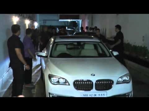 Bollywood Celebrities at Karan Johar's Private Party Celebrations