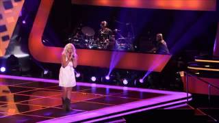 Gracia Harrison's Blind Audition  I Want to Be a Cowboy's Sweetheart   The Voice