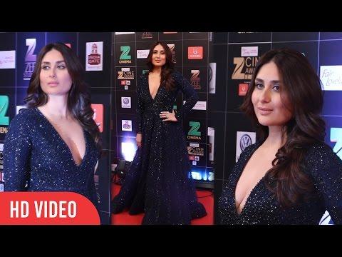 Kareena Kapoor Khan At Zee Cine Awards 2017 | Viralbollywood