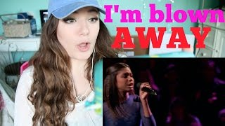 "The Voice 2017 Battle- Aliyah Moulden vs. Dawson Coyle ""Walking on Sunshine"" REACTION VIDEO"